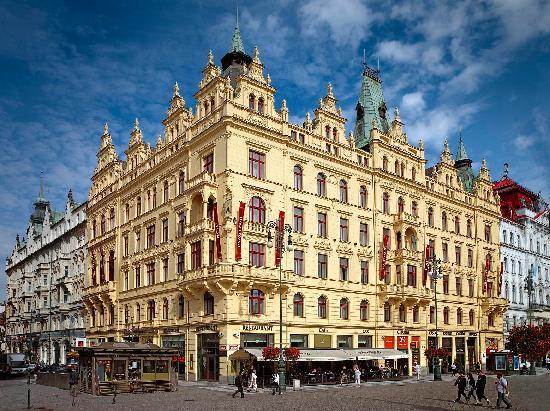 Kings Court Hotel Prague